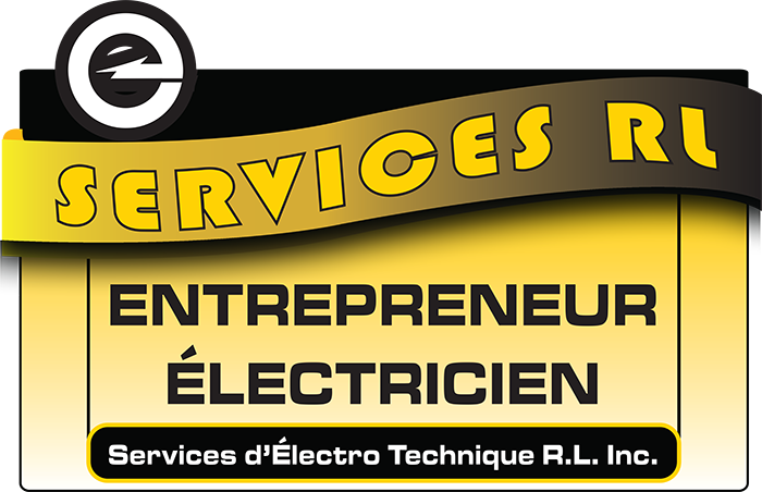 services RL Electro technique logo
